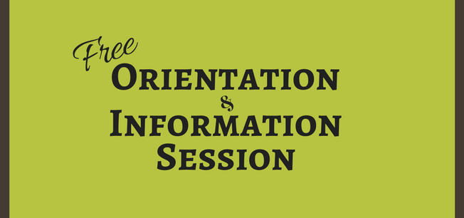 Orientation Session